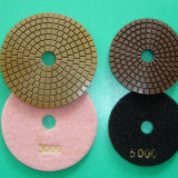 다이아몬드 Grinding와 Polishing Pads