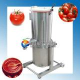 molho enlatado pequeno industrial da pasta de tomate 14L que faz a máquina