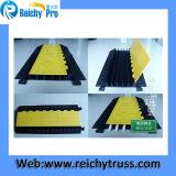Легк-Установите ремуа горба скорости движения пластичные/скорости дороги/пандус кабеля