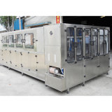 Dentro da máquina de enchimento exata da cubeta de 5 galões de uma resposta de 1 hora