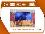 Visualizzazione di LED dell'interno di RGB SMD P6 di prezzi di fabbrica