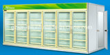 Hight Quality Supermarket Back-Add Display Case
