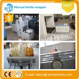 Halbautomatisches PET Film Packing Machine für Bottle