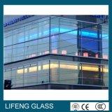 فسحة أو يلوّن [لوو-] مزدوجة يعزل زجاج لأنّ بناء نافذة وباب