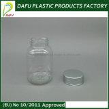 Бутылка пилюльки микстуры любимчика 130ml пластичная с крышкой винта