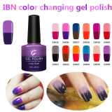 Novo vendendo o Ibn Thermal Color Changing UV Gel Unha polonês