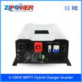 Invertitore puro solare ibrido 1000W 2000W 3000W 4000W 5000W 6000W dell'onda di seno di Zlpower