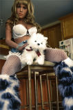 CER Bescheinigung-Silikon-Geschlechts-Puppe-voller Rumpf