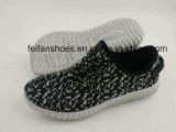 Breathable ботинки спорта вскользь ботинок холстины впрыски детей (FFCS-32)