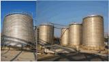 高品質のステンレス鋼水貯蔵タンク20000のリットル(S-018)