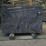 Heißer verkaufender fantastischer blauer Granit-Fußboden-Pflasterung-Stein