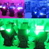 color impermeable de la ciudad de la pared de 180X3w RGB 3in1 de la luz al aire libre LED de la colada