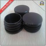 Protezioni rotonde nere del PE dei montaggi della mobilia (YZF-C403)