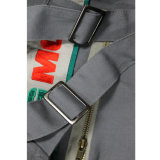 Macacões do Bib do trabalho dos homens do algodão da alta qualidade dos fabricantes de roupa