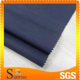 tessuto 100% di cotone della spina di pesce 255GSM per vestiti