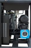 Compresor de aire rotatorio del tornillo del inversor de Sevro del imán permanente 37kw 8bar 10bar