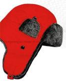 Cappello/protezione caldi di inverno di svago con pelliccia molle