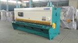 QC11y Machine van de Guillotine van de Reeks de Hydraulische Scherende, de Scherpe Machine van het Blad van het Metaal