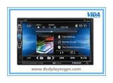 6.95 automobile DVD di GPS di BACCANO di Uiversal due di pollice