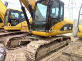 使用された幼虫の掘削機猫320dの掘削機