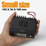 128 Kanäle Long Range Mini VHF-UHF Dual Band FM Transceiver mit FM Radio