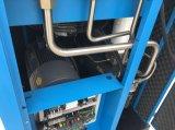 compresseur d'air rotatoire de vis de 37kw 55kw avec le dessiccateur d'air