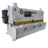QC11k CNCの鉄の断裁機械ギロチンのせん断機械、油圧金属のカッター