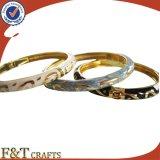 Bracelet Zinc Alloy PRO- Enamel方法女性金属のブレスレット