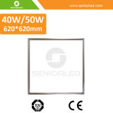 LED sottile Panel Light con Stable Aluminium Caso