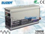 Suoer New Power Inverter 1000W Solar Power Inverter 12V a 220V Onda di seno modificata Power Inverter per uso domestico con uscita USB (SAA-1000AF)