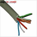 Изолированный PVC гибкий кабель экрана экрана