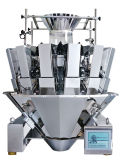 De z-gevormde Automatische multi-Hoofd Wegende Verpakkende Machine van de Korrel