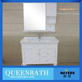 Cabina inacabada de los muebles del cuarto de baño del vector de la fabricación del granito de las cabinas de Lowes