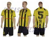 Sportswear футбола для выполненной на заказ формы &Soccer с печатание Subliamtion