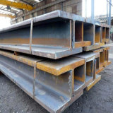 Steel saldato Section con T Shape