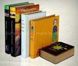 カラーステープルのパンフレットの小冊子の印刷をカスタマイズしなさい