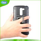 Housse combinée pour téléphone cellulaire pour téléphone portable LG X190