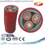Cavo Hrn HD 22.4 S3, IEC 60245-4, parte 4 di H07rn-F Ruber del VDE 0282 di BACCANO