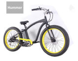 500/700W電気脂肪質のタイヤのマウンテンバイク