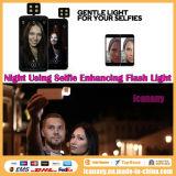 電話Selfieのスマートな懐中電燈のためのIblazr LEDライト
