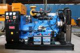 Тип двигателя дизеля Рикардо открытый/молчком тип тепловозный портативный генератор 50kw