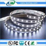 3 años de la garantía CRI90+ SMD3014 LED de la tira de luz de interior de la decoración