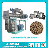 Feed animale Pellet Machine con 6-20tph Capacity da vendere