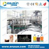 満ち、キャッピングの一体鋳造機械を洗う炭酸清涼飲料