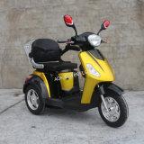 500W 최신 판매 3 바퀴 전기 기동성 스쿠터 Trike 의 드럼 브레이크 (TC-020)를 가진 성숙한 전기 세발자전거