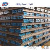 Carril de acero de la grúa ligera para la industria ferroviaria