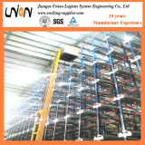 Almacén Storage Racks con High Operating Speed Shuttle Racking