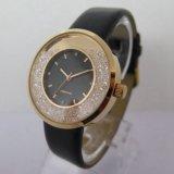 OEMのダイヤモンドの時計バンドの腕時計の方法レディース・ウォッチ