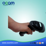 China Factory RF433MHz Wireless Laser Barcode Scanner