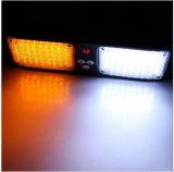 عالميّ سيّارة [12ف] 86 [لد] حافة زجّاجية طارئ ستروب ضوء [لد] خفيفة شرفة [فلش لمب] ذاتيّة زرقاء أحمر أصفر أبيض